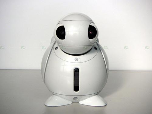 Robô escolhido aleatoriamente na pesquisa de imagens do Google