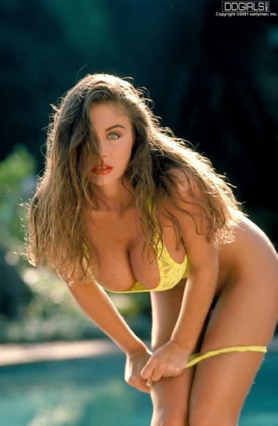 Junior female nudist pagents